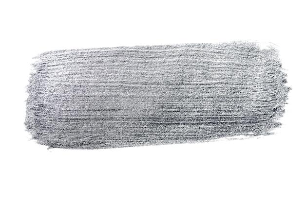Abstrakter hintergrund aus den abstrichen der acrylfarbe. mischen von mehrfarbiger ölfarbe