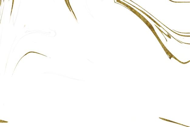 Abstrakter hintergrund aus weißem und goldenem marmor