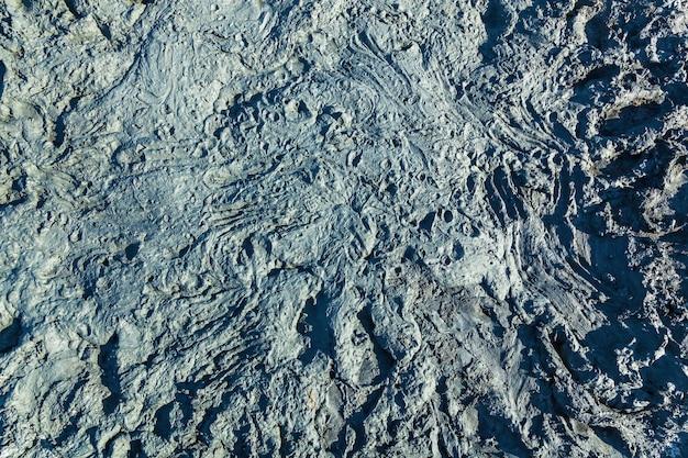 Abstrakter hintergrund, blaue kosmetische tonbeschaffenheit hautnah