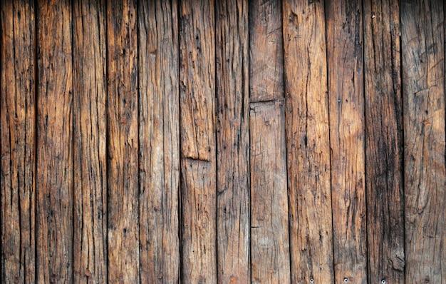 Abstrakter hintergrund der alten holzbretter.