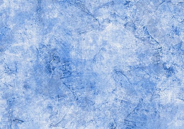 Abstrakter hintergrund der blauen farbe