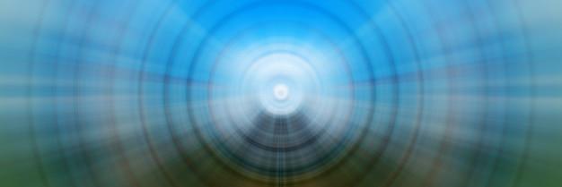 Abstrakter hintergrund der bunten drehbeschleunigungs-kreis-radialbewegungsunschärfe