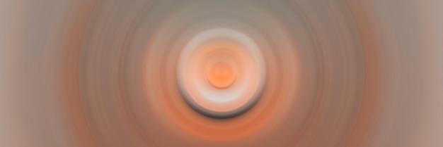 Abstrakter hintergrund der drehbeschleunigungs-kreis-radialbewegungsunschärfe.