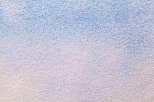 Abstrakter hintergrund hellblaue und weiße farben.