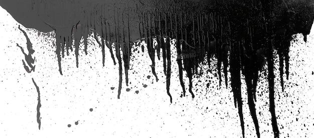 Abstrakter hintergrund rohes schwarzes öl erdöl