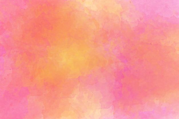 Abstrakter hintergrund von pastellrosa und -gelb