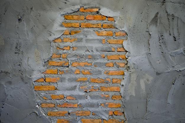 Abstrakter hintergrund, wandbeschaffenheit, mörserhintergrund, zementbeschaffenheit