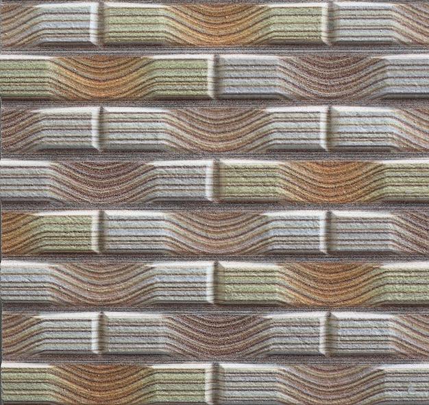 Abstrakter keramikziegelhintergrund