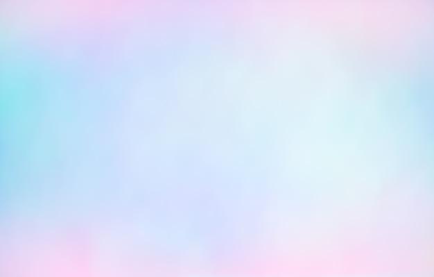 Abstrakter kopienraum blauer rosa unschärfebeschaffenheitshintergrund