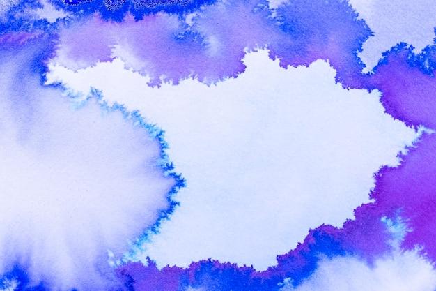 Abstrakter lebhafter aquarellhintergrund des aquarells