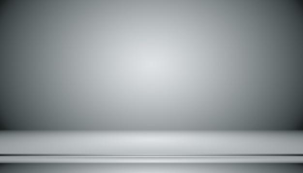 Abstrakter luxuriöser schwarzer farbverlauf mit randvignettenhintergrund studiohintergrund - gut als hintergrundhintergrund, studiohintergrund, farbverlaufsrahmen verwenden.