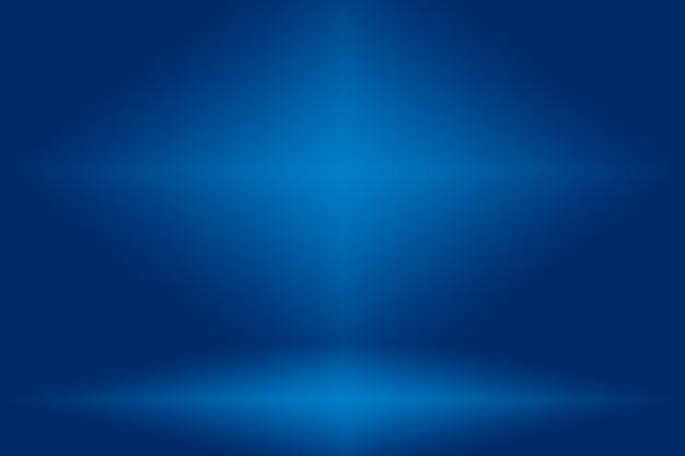 Abstrakter luxus-farbverlauf blauer hintergrund.
