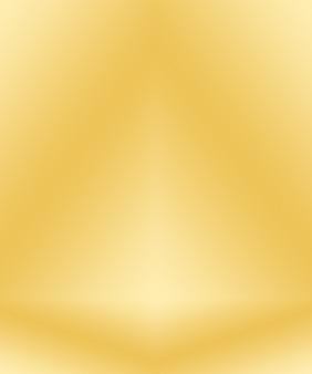 Abstrakter luxus gold gelber farbverlauf hintergrund