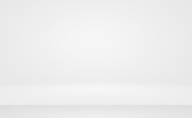 Abstrakter luxus schlicht grauer und schwarzer farbverlauf, der als hintergrund-studiowand für die anzeige ihrer produkte verwendet wird.