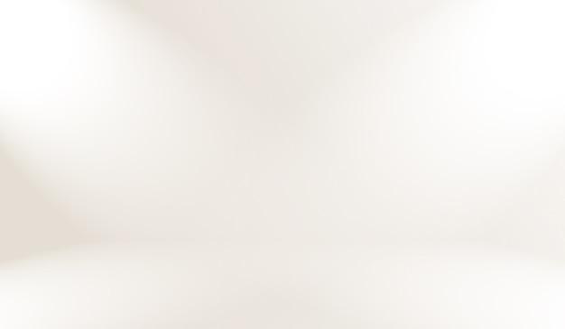 Abstrakter luxus-unschärfe grauer farbverlauf, der als hintergrundstudiowand für die anzeige ihrer produkte verwendet wird.