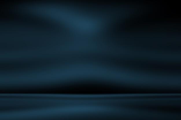 Abstrakter luxusgradient blauer hintergrund.