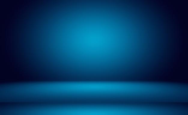 Abstrakter luxusverlauf blau.