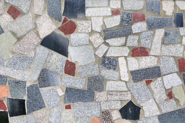 Abstrakter marmor auf zementhintergrund