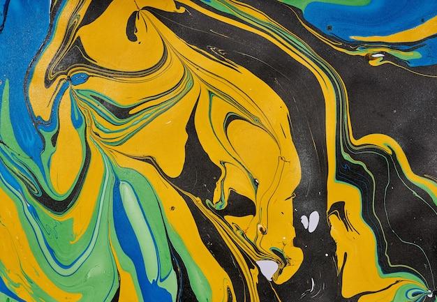 Abstrakter mehrfarbiger marmorbeschaffenheitshintergrund. geschenkpapier gestalten. exklusives design für verpackungsmaterialprodukte. fließende moderne kunst. vintage-stil.