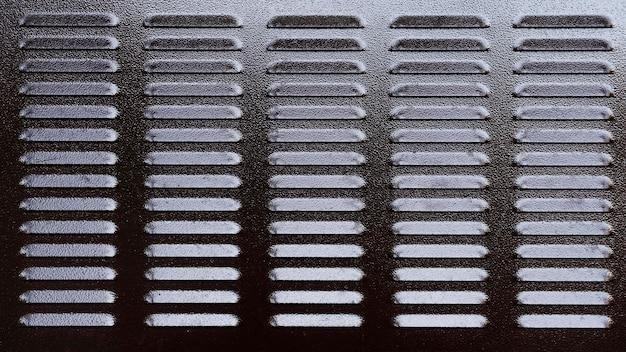 Abstrakter metallischer oberflächenhintergrund