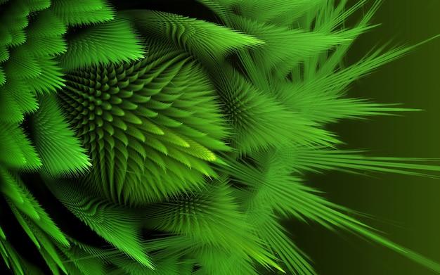 Abstrakter naturhintergrund für ihr kunstdesign