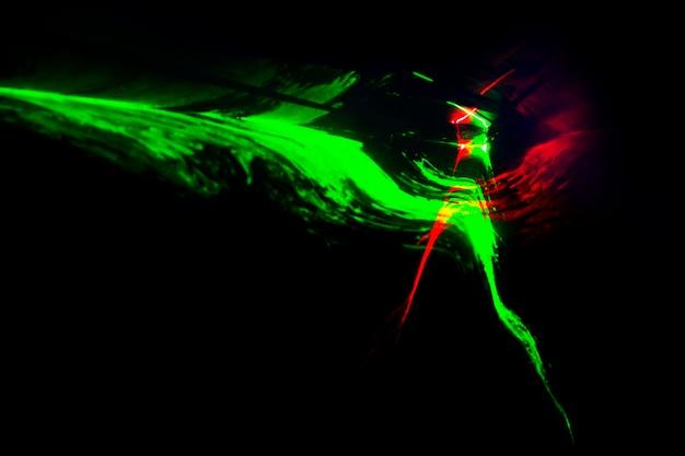 Abstrakter optischer laserhintergrund