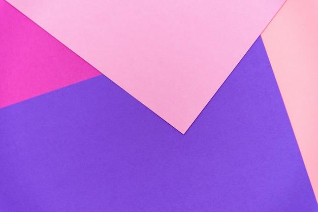 Abstrakter pastellfarbener papierbeschaffenheits-minimalismushintergrund. minimale geometrische formen und linien in pastellfarben.