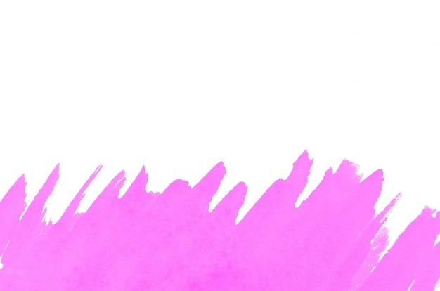 Abstrakter rosa aquarellhintergrund