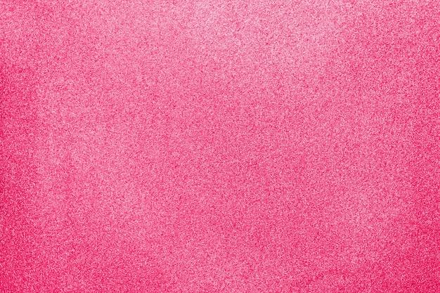 Abstrakter rosa glitzer funkeln texturhintergrund