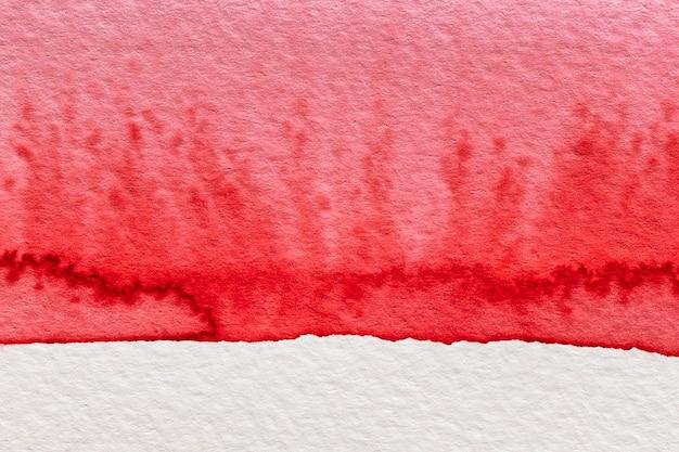 Abstrakter roter kopienraummusterhintergrund