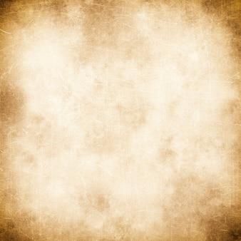 Abstrakter schmutzhintergrund, leeres, braunes dekoratives design schmutziges, schmutzseite papier Premium Fotos