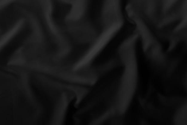 Abstrakter schwarzer gewebebeschaffenheitshintergrund