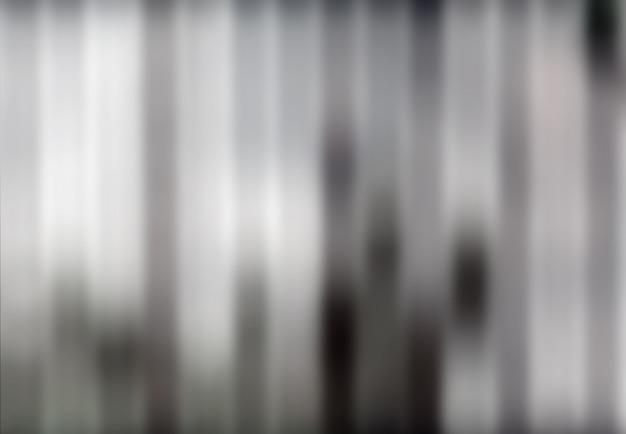 Abstrakter schwarzweiss-hintergrund mit unscharfen linien
