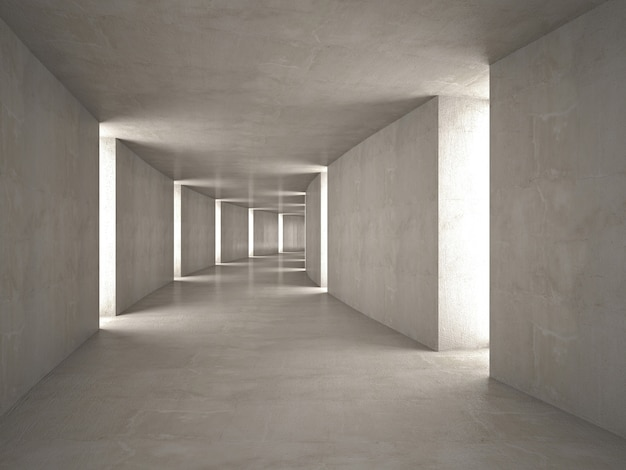 Abstrakter tunnel