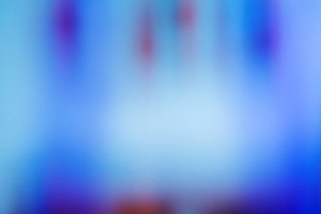 Abstrakter unschärfe defocus innenraum für hintergrund. innenhintergrundkonzept des unschärfebüros