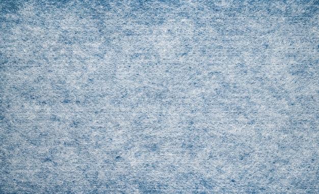 Abstrakter vintage blauer alter papierbeschaffenheitshintergrund