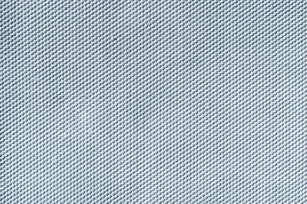 Abstrakter weißer blauer metallhintergrund. ich