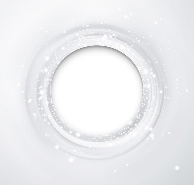 Abstrakter weißer hintergrund mit platz für ihren text