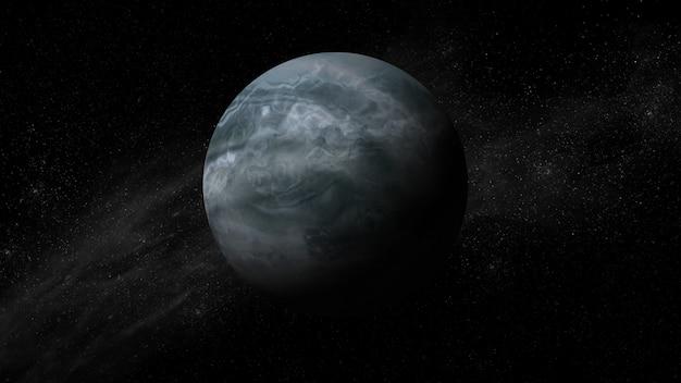 Abstrakter wissenschaftlicher hintergrund der universums-szene im weltraum