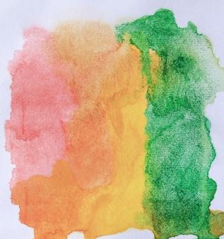 Abstraktes aquarell für den hintergrund