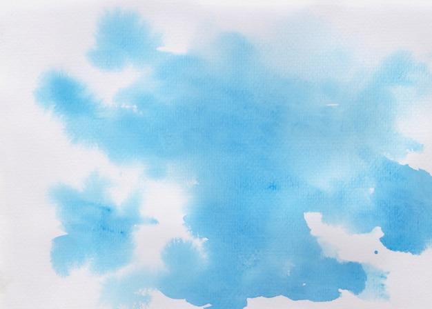 Abstraktes buntes aquarell für hintergrund.