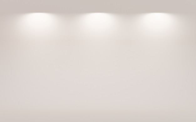Abstraktes dunkles grau mit weißem farbverlaufhintergrundtapete leerer studioraum verwendet für anzeigeproduktanzeigenwebsite-schablone, 3d illustration