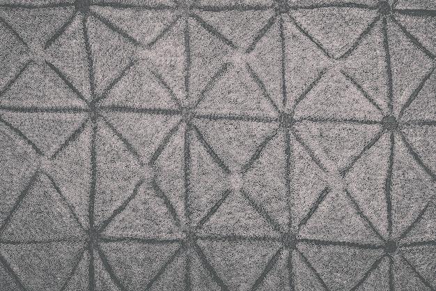 Abstraktes geometrisches muster. dunkle und tiefe stimmungsvolle farben