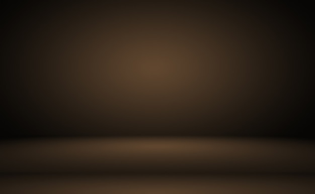 Abstraktes glattes braunes wandhintergrundlayout