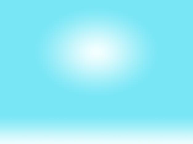 Abstraktes glattes dunkelblau mit schwarzer vignette studio gut als hintergrund verwendengeschäftsberichtdigitalweb...