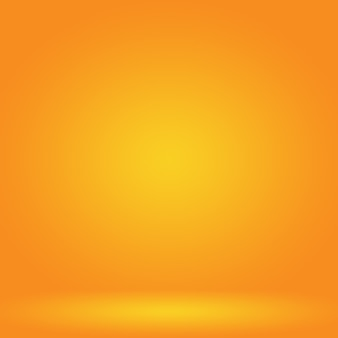Abstraktes glattes orangefarbenes hintergrund-layout-design, studio, zimmer, web-vorlage, geschäftsbericht mit glatter kreisverlaufsfarbe