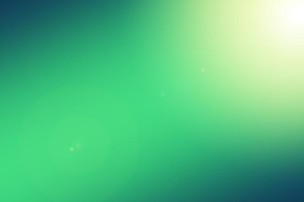 Abstraktes hintergrund-grün-blau-steigungs- und aufflackernlicht