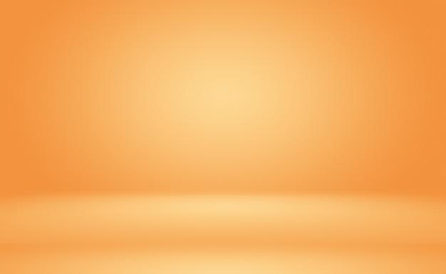 Abstraktes orange layout-design