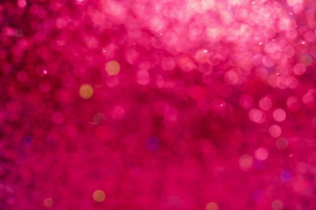 Abstraktes rosa verschwommenes bokeh