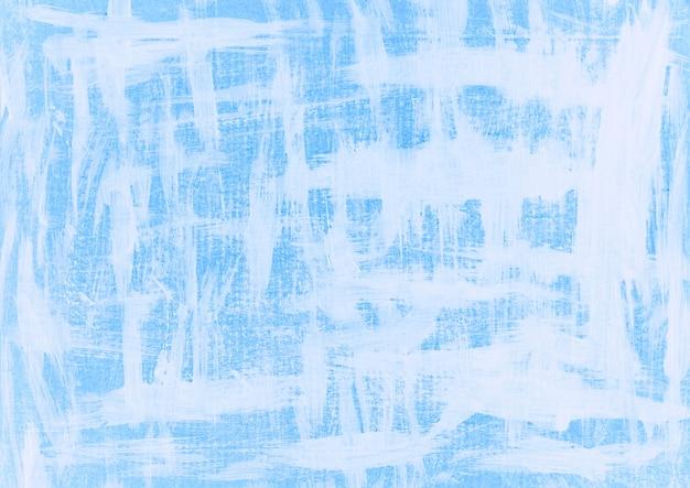 Abstraktes weihnachtsgestreifter blauer farbbeschaffenheitshintergrund